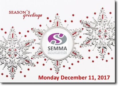 SEMMA Christmas Cocktail & Networking Evening