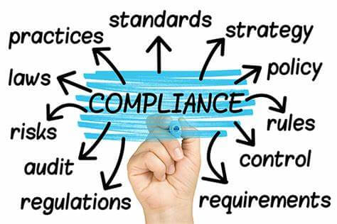 Certification vs Legal Compliance