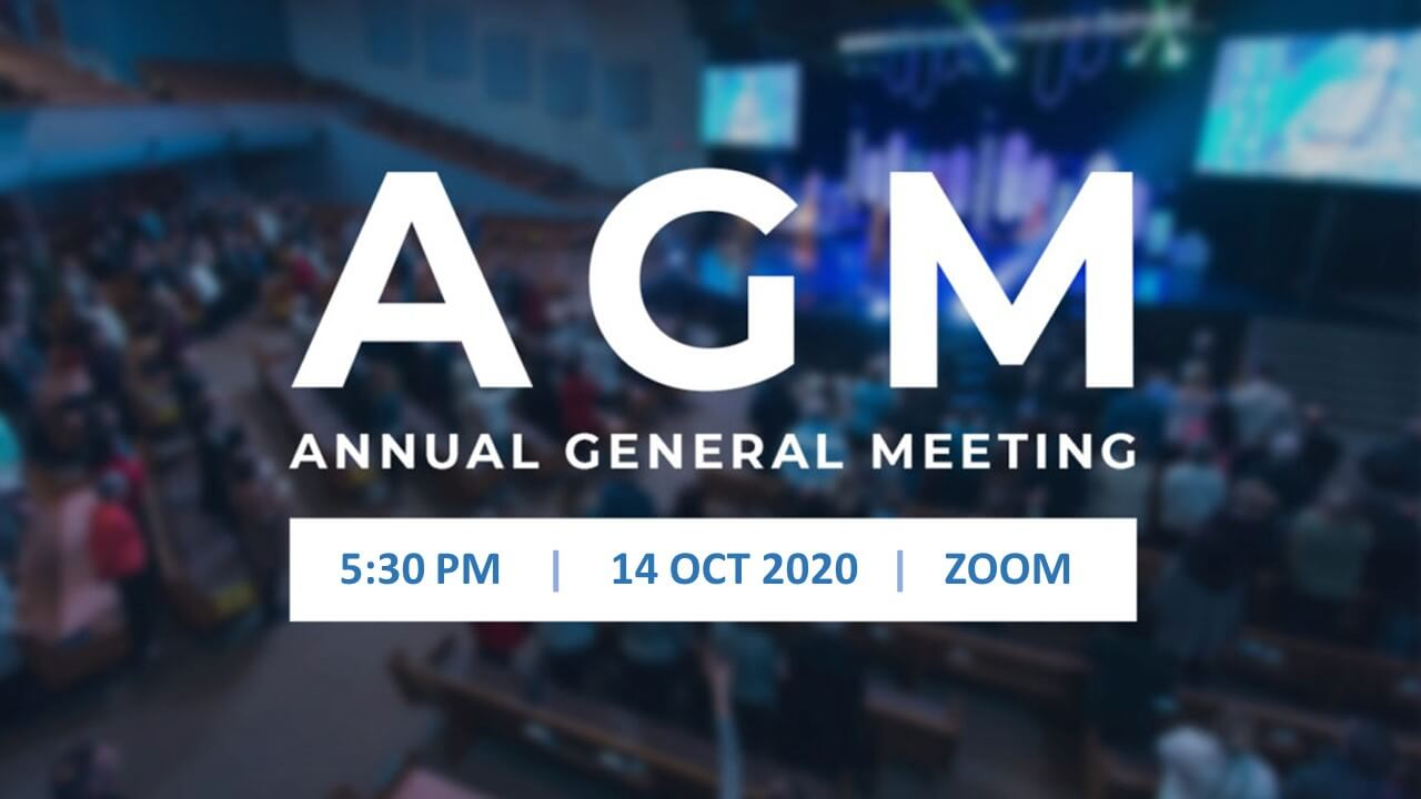 SEMMA Annual General Meeting 2020