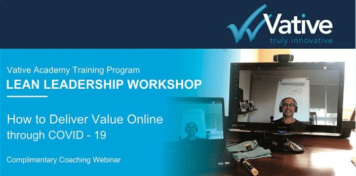 WEBINAR: Delivering Value Online Through COVID-19