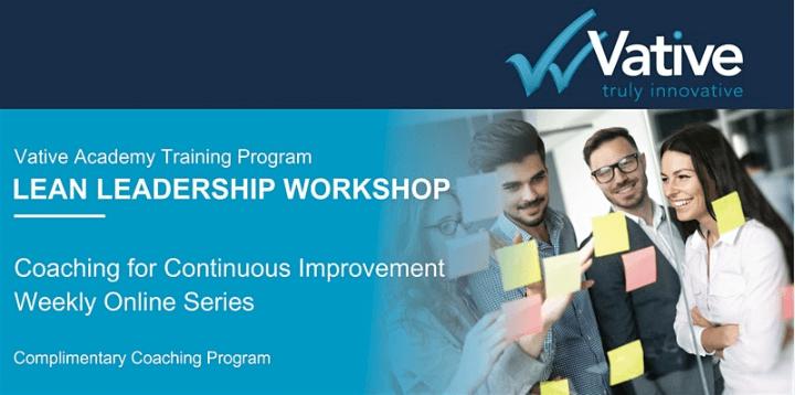 WEBINAR: Coaching for Continuous Improvement