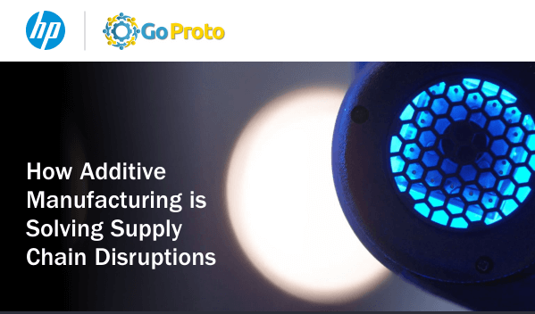 How Additive Manufacturing is Solving Supply Chain Disruptions