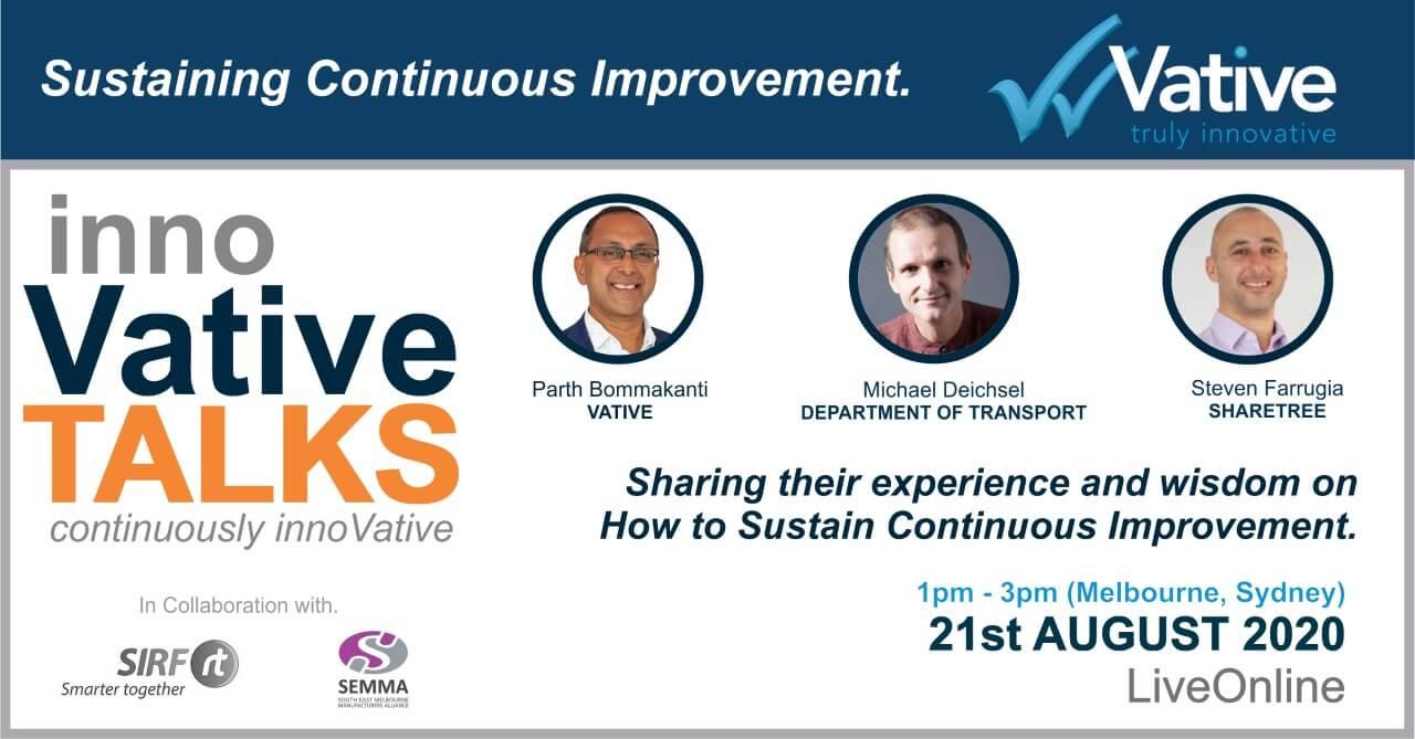 Sustaining Continuous Improvement