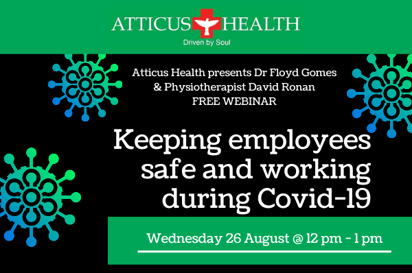 Keeping employees safe and working during COVID