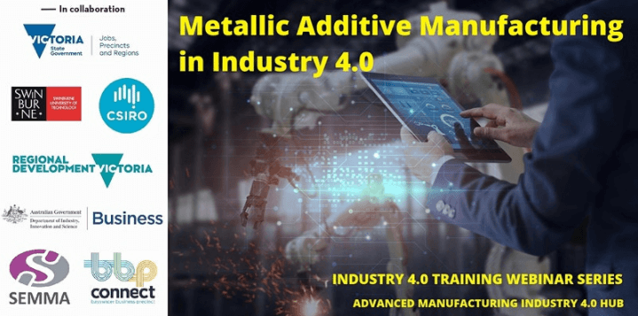Metallic Additive Manufacturing in Industry 4.0