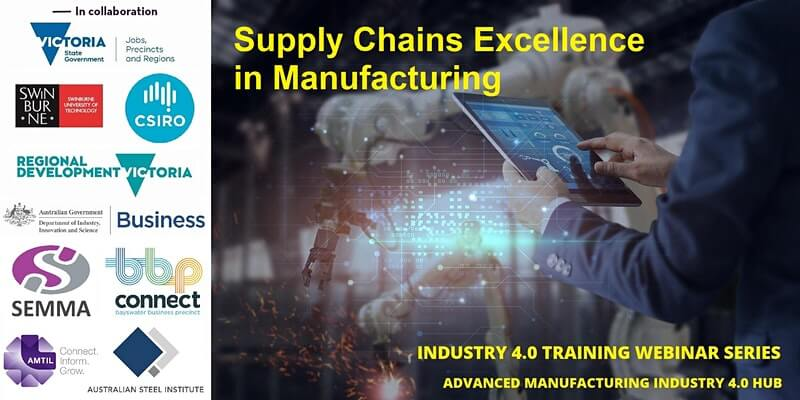 Supply Chains Excellence in Manufacturing