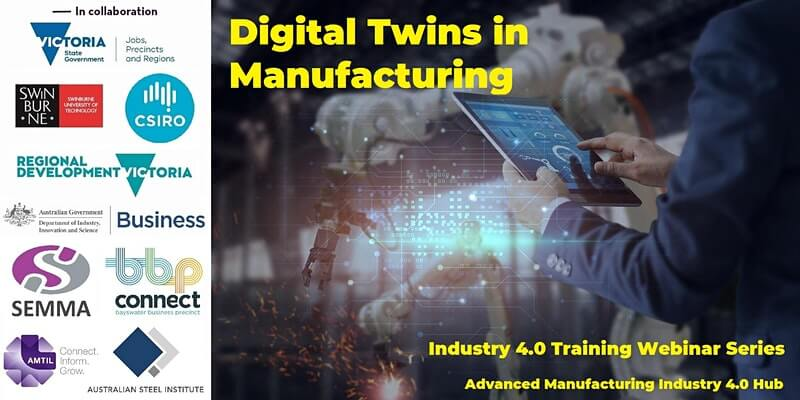 Digital Twins in Manufacturing