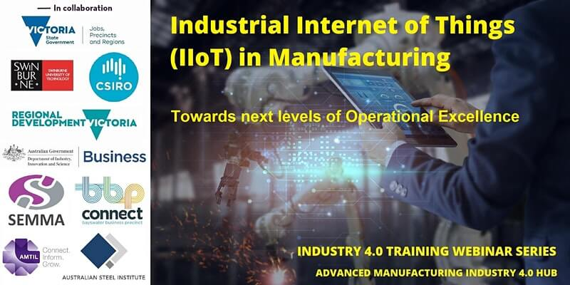 Industrial Internet of Things (IIoT) in Manufacturing