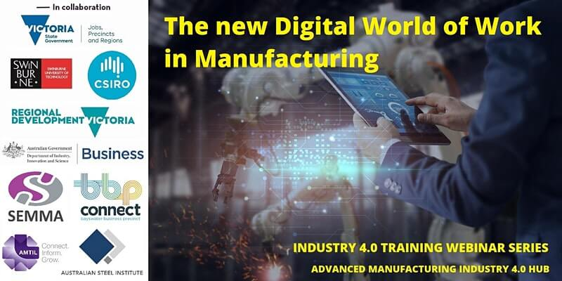 The New Future of Work in Manufacturing