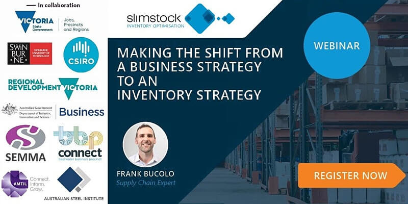 Making the shift from a business strategy to an inventory strategy
